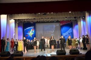 """Участники гала-концерта фестиваля """"Беломорские звезды"""""""