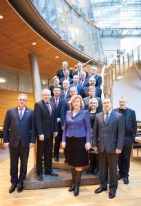 Российская делегация на Северном Совете
